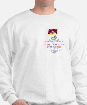 Team Tibet Sweatshirt