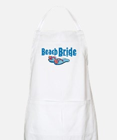 Beach Bride 2 BBQ Apron