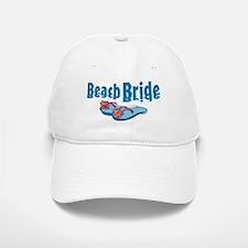 Beach Bride 2 Baseball Baseball Cap