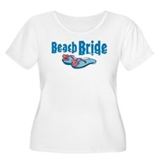 Beach Bride 2 T-Shirt