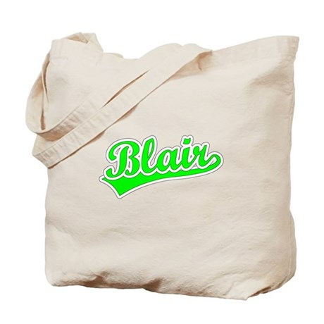 Retro Blair (Green) Tote Bag
