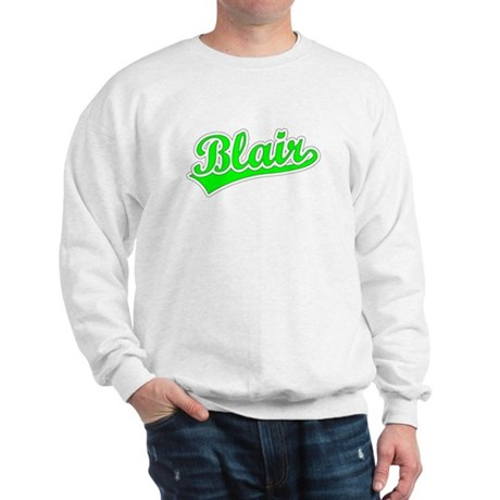 Retro Blair (Green) Sweatshirt