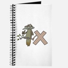 X Is For Xenops Journal
