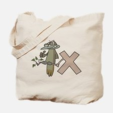 X Is For Xenops Tote Bag