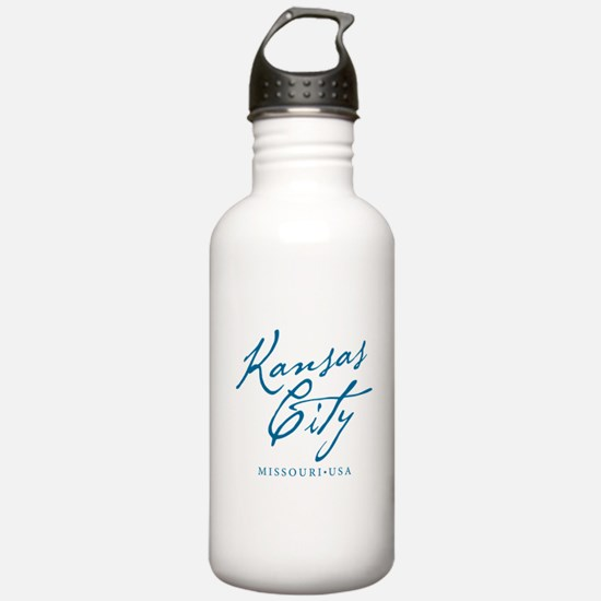 Kansas City Water Bottle