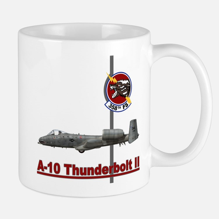 Cute A10 thunderbolt Mug