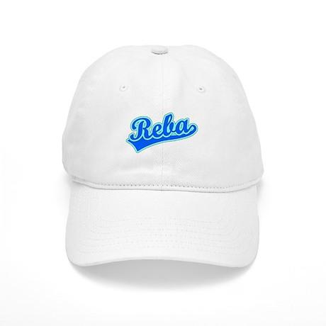 Retro Reba (Blue) Cap