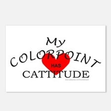 COLORPOINT Postcards (Package of 8)