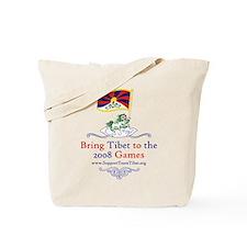 Team Tibet Tote Bag