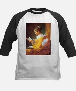 Young Girl Reading c. 1776 Tee