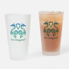 Got Dragons? Drinking Glass