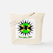 Jamaican Sun Tote Bag