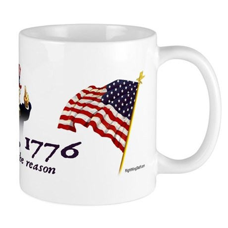 July 4th - Remember the reason! Mug
