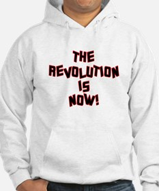 """Revolution Is Now! v3"" Hoodie"