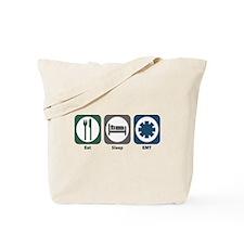 Eat Sleep EMT Tote Bag