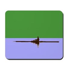 ROWER GREEN BLUE Mousepad
