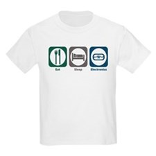 Eat Sleep Electronics T-Shirt