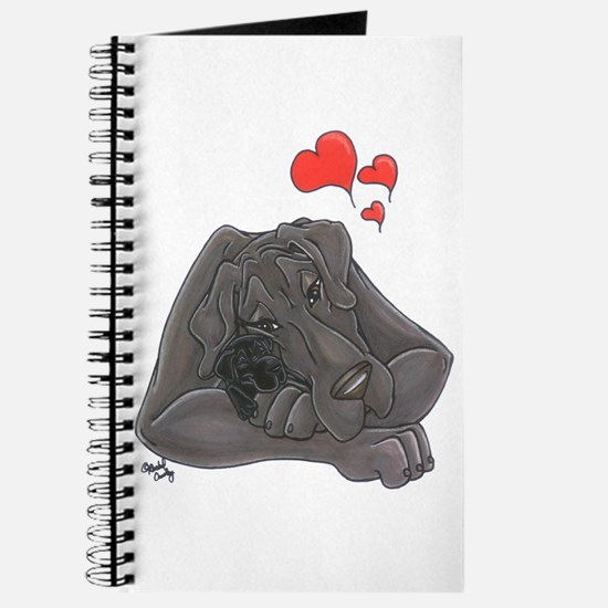 N Blue MomloveII Great Dane Journal
