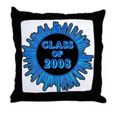 Class of 2008 Throw Pillow