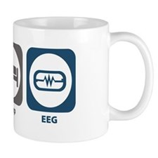 Eat Sleep EEG Mug