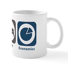 Eat Sleep Economics Mug