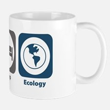 Eat Sleep Ecology Mug