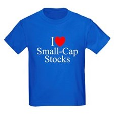 """I Love (Heart) Small-Cap Stocks"" T"