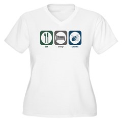 Eat Sleep Drums T-Shirt