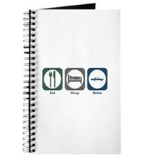 Eat Sleep Drive Journal