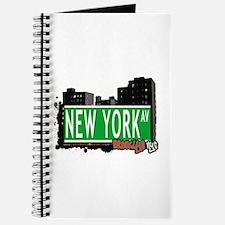 NEW YORK AV, BROOKLYN, NYC Journal