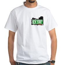 NEW YORK AV, BROOKLYN, NYC Shirt