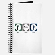 Eat Sleep Drill Journal