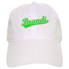 Retro Brandi (Green) Baseball Cap