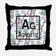 AGNOSTIC RETRO Throw Pillow