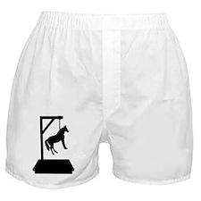 Hung like a horse Boxer Shorts