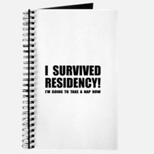 Residency Survivor Journal