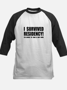 Residency Survivor Kids Baseball Jersey