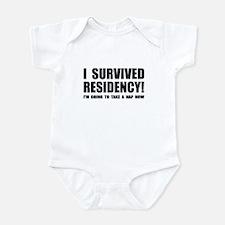 Residency Survivor Infant Bodysuit