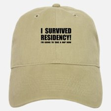 Residency Survivor Baseball Baseball Cap