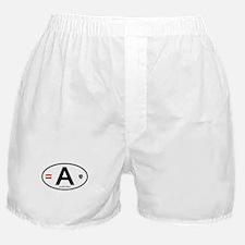 Austria Euro Oval Boxer Shorts