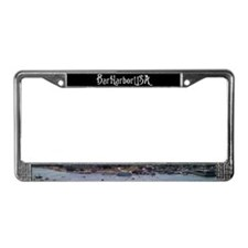 Cute Riley License Plate Frame