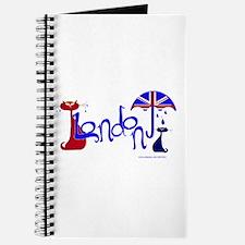 London Kitty Journal