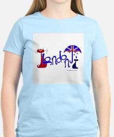 London Kitty T-Shirt