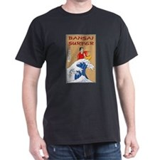 Bansai Surfer T-Shirt