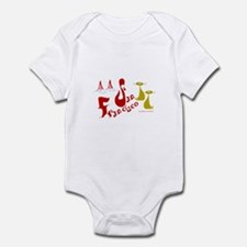 SF Kitty Infant Bodysuit
