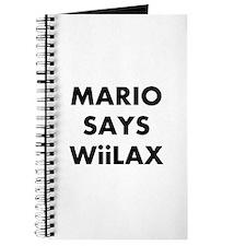 Mario says Wiilax Journal