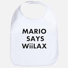 Mario says Wiilax Bib