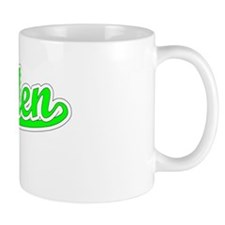 Retro Brenden (Green) Mug