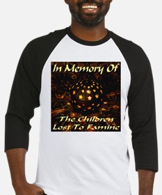 In Memory Of The Children Los Baseball Jersey