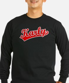 Retro Karly (Red) T